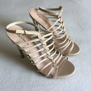 NEW Zigi Soho Strappy High Heels